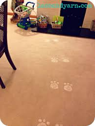 diy bunny prints u2014 proof the easter bunny was here lace and yarn