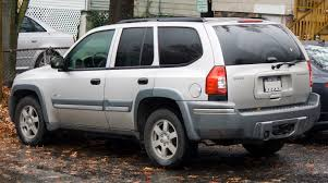 2003 isuzu ascender information and photos zombiedrive