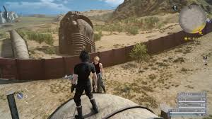 Pitioss Ffxv Pitioss Ruins In 30 Seconds Create Discover And Share