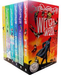 diana wynne jones chrestomanci 6 books collection pack set rrp â