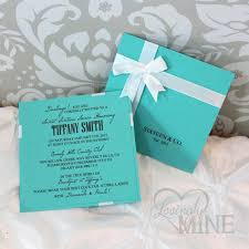Tiffany And Co Gift Wrapping - 38 best quinceanera invitation ideas images on pinterest