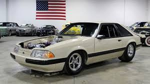 mustang classic 1988 ford mustang classics for sale classics on autotrader