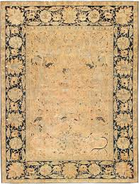 Indo Oushak Rug Agra Rugs Antique India Agra Rugs And Carpet Collection