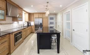novaro cuisine armoires de cuisine chêne chic armoires de cuisines québec clé