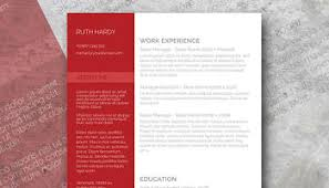 Free Fancy Resume Templates Fancy Resume Template For Free Rubicund Headliner