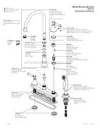 delta kitchen faucet sprayer repair delta kitchen faucet parts for model 102 throughout interior 3