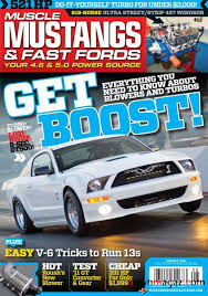 mustangs fast fords mustangs fast fords august 2011 pdf