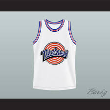 michael jordan space jam tune squad basketball jersey michael jordan space jam tune squad basketball jersey any size made to order all sewn