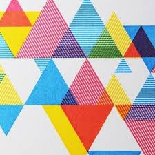 Geometric Designs Best 25 Triangle Pattern Ideas Only On Pinterest Watercolor