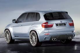 modified bmw g power modifies the already modified bmw x5 m and x6 m