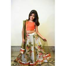 party wear dress kids party wear dress rs 800 ethnic wear id