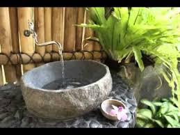 Balinese Bathroom Design YouTube - Balinese bathroom design