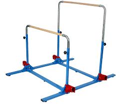 amazon com asymmetric bars gym u0026 competition equipment sports