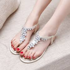 wedding shoes jogja wedding sandals flat image collections wedding dress decoration
