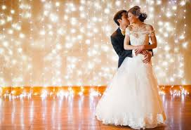 wedding backdrop gallery fairy lights wedding backdrop