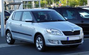 gallery of skoda fabia ii