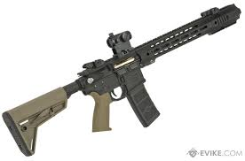 emg sai gry ar 15 aeg training rifle w jailbrake muzzle