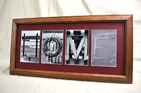 home beach letter art by best gift idea ever