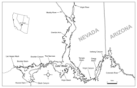 Lower Colorado Water Supply Outlook January 1 2016 Overview Of Lake Mead Lake Mead National Recreation Area U S