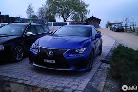 lexus rc or gs lexus rc f 17 april 2017 autogespot