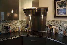 deco cuisine noir et gris cuisine deco noir photos de design d intérieur et décoration de la