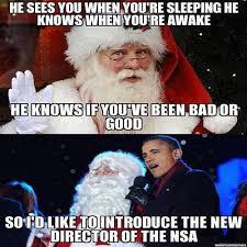 Funny Santa Memes - funny christmas memes poking fun at politics