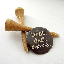 in gift best golf marker engraved brass