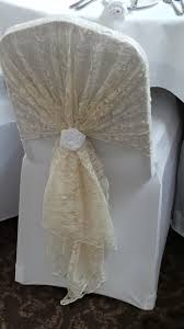 chair cover ideas wedding ideas lace chair sashes for wedding new covers weddings