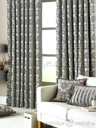 Grey And Silver Curtains Silver Curtains For Living Room Ticketliquidator Club