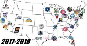 nba divisions map nba realignment changing the eastern and conference