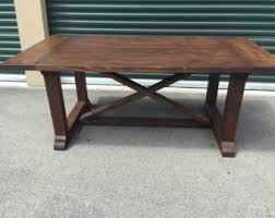 Buy Farmhouse Table Etsy Your Place To Buy And Sell All Things Handmade