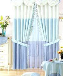 Blue And Beige Curtains Light Blue Curtains Bright Curtains For Bedroom Fresh Sky Blue