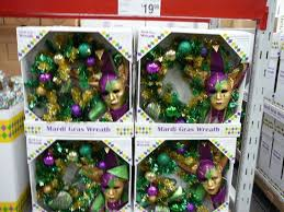 mardi gras wreaths week of mardi gras in pensacola here there and everywhere