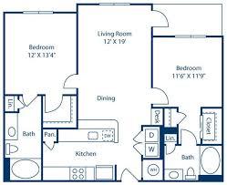 floor plan photos floor plans of bell channelside in ta fl