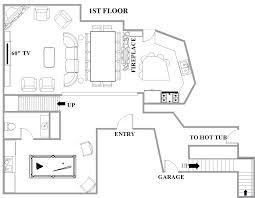 Ahwahnee Hotel Floor Plan Creekview Tahoe Luxury Properties