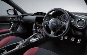 subaru tribeca 2015 interior subaru brz sti sport gains chassis tweaks and racy interior