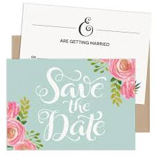 create your own save the date save the dates russet and gray