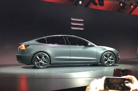 tesla model 3 tesla model 3 reservations approach 200 000