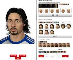 fifa 14 all hairstyles fifa 12 creation centre