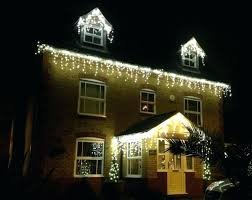 battery operated exterior christmas lights christmas lights for outside of house light ideas balcony exterior