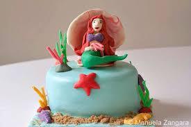 fondant cake mermaid fondant cake
