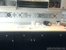 peinture mur cuisine tendance peindre carrelage credence cuisine hs repeindre de la peinture