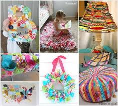 creative ideas home decor 15 creative ideas to recycle fabric scraps for home decor