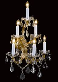 Chandelier Sconce Wall Chandelier Wall Scones Wall Lighting Fixtures