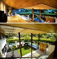 outdoor lover s paradise modern open plan house