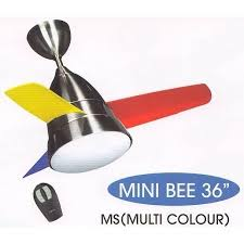 Multi Colored Ceiling Fans by Search Results For U0027elmark 54