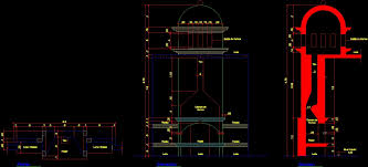 fireplace project dwg full project for autocad u2022 designscad