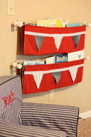 hanging bookshelf make it a