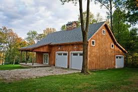 barn style garage kits house plans