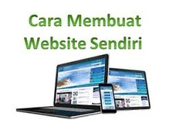 step by step membuat website sendiri kontes seo web
